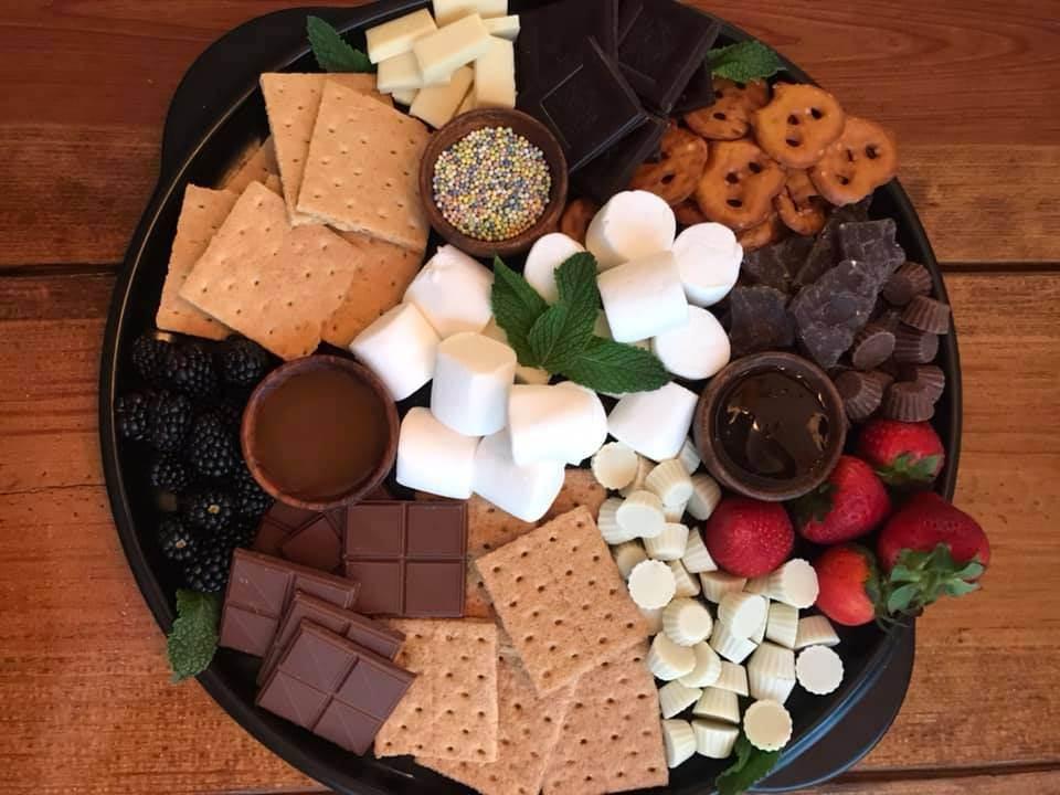 Make a S'mores Dessert Platter in 6 Easy Steps
