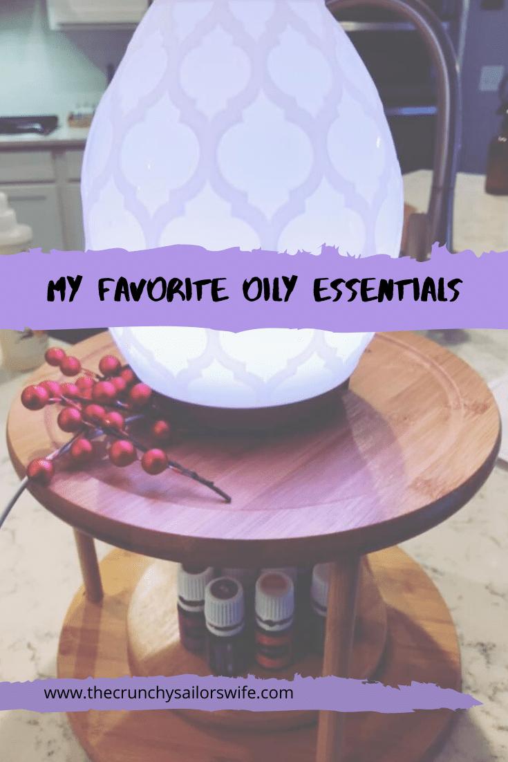 My Favorite essential oil accessories