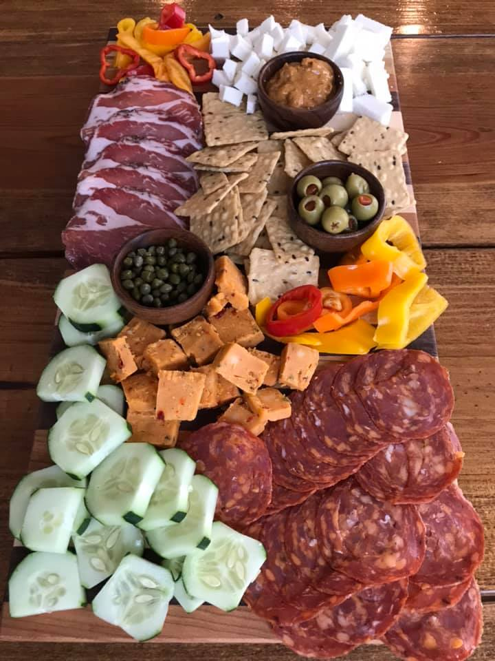 How to make a Tapas Inspired Charcuterie Board